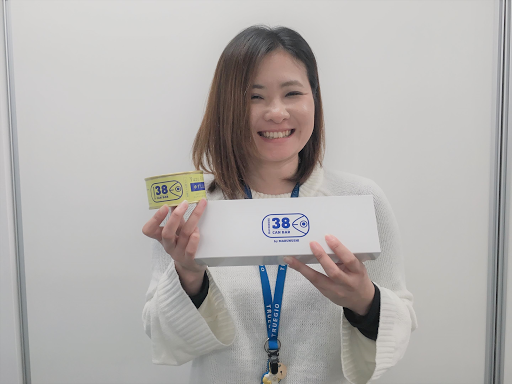 2020年2月度TG賞紹介、副賞は株式会社マルヌシの「八戸サバ缶バー6缶セット」